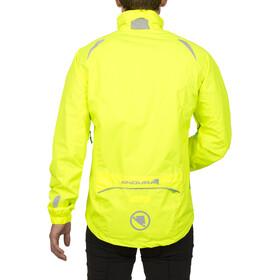 Endura Gridlock II regenjas geel